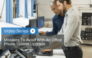 Mistakes to avoid with an office phone system upgrade