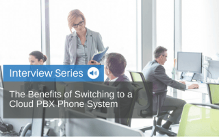 The Benefits of Switching to a Cloud PBX Phone System