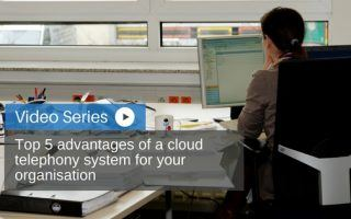 Top 5 advantages of cloud phone system