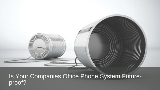 The future of business telephone systems is here. The question you need to ask is have you considered the future of your companies communication and technology yet?