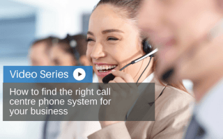 How to find the right call centre phone system for your business