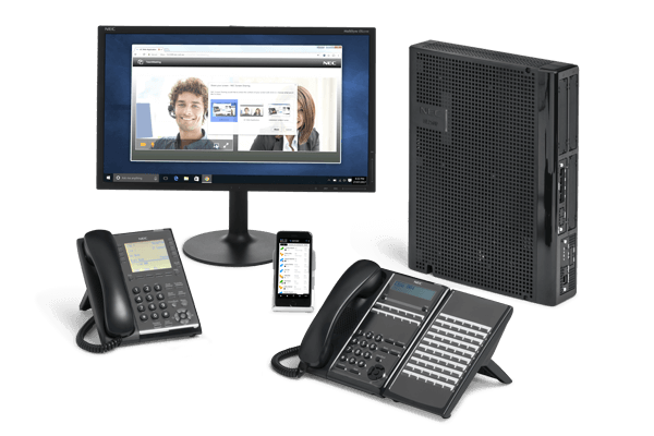 svsl2100 on-premises phone system and unified communications server
