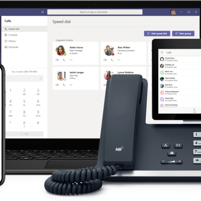 Direct Routing for Microsoft teams phone system