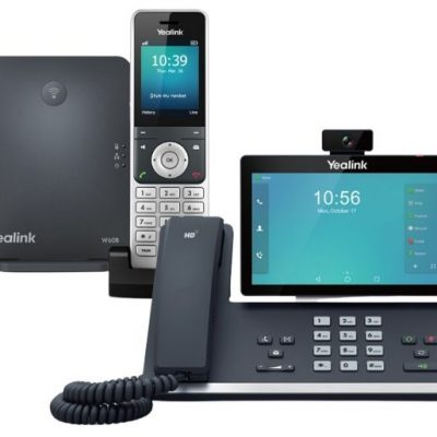 VoIP & Cloud Telephony solutions.